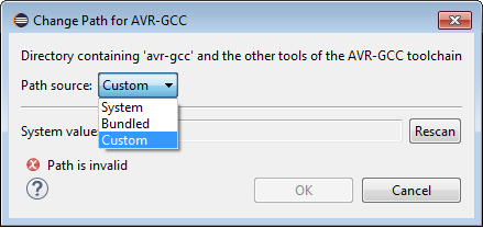 Change Patch for AVR-GCC
